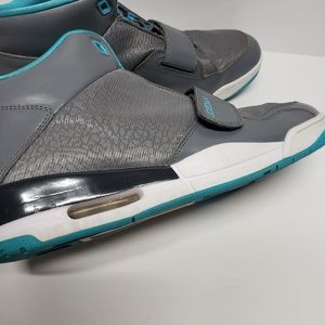 Jordan Shoes - Nike Air Jordan Flight Club 90's Retro Sz 15 Gray